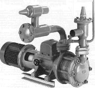 Açık Tip Amonyak Pompaları (Witt)