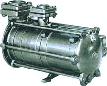 Hermetik Tip Amonyak Pompaları (Witt)
