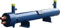 Su Soğutmalı Evaporatörler (Shell&Tube)